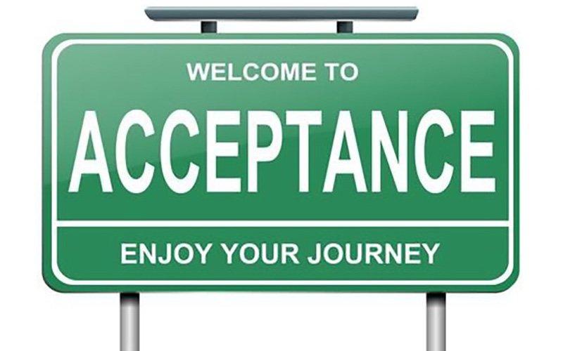 UFIND Acceptance een van de zes zuilen uit ACT