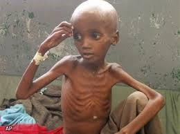UFIND Jezelf wie ben ik oefening kind honger Afrika