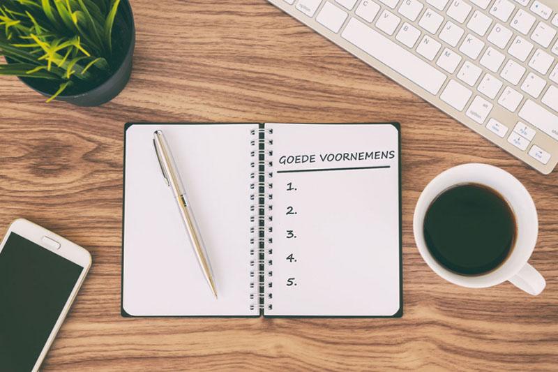 UFIND | Goede voornemens, zelfcontrole en discipline