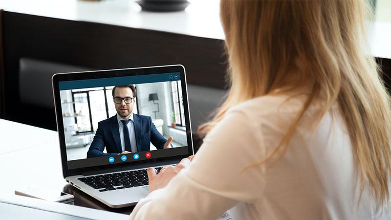 UFIND Solliciteren met een videogesprek 20 tips